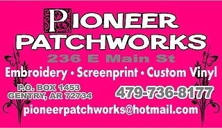 Pioneer Patchworks