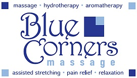 Blue Corners Message